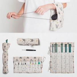 Patron Katia - Kit de rangement pour le tricot et le crochet