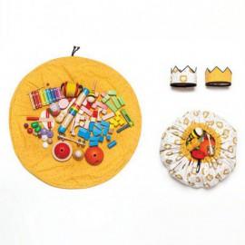 Patron Katia - Sac à jouets et couronne