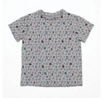 Patron T-shirt à manches courtes pour enfant