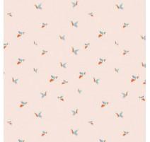 Tissu Katia Paper Bird