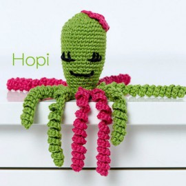 Kit de Crochet Octopus Baby...