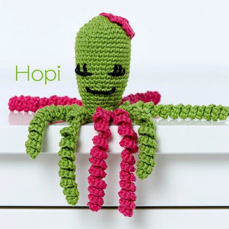 Kit de Crochet Octopus Baby Collection – Anchor