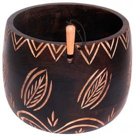 Bowl para Lana  KnitPro Leafy