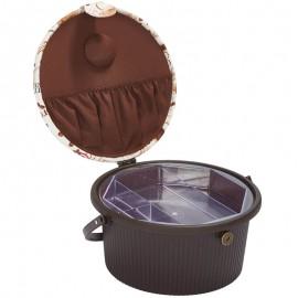 Costurero Cupcake Espresso - Prym