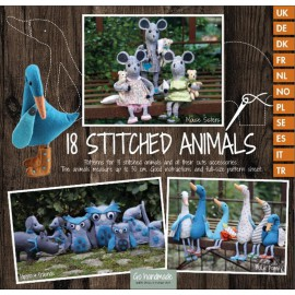 18 Stitched Animals