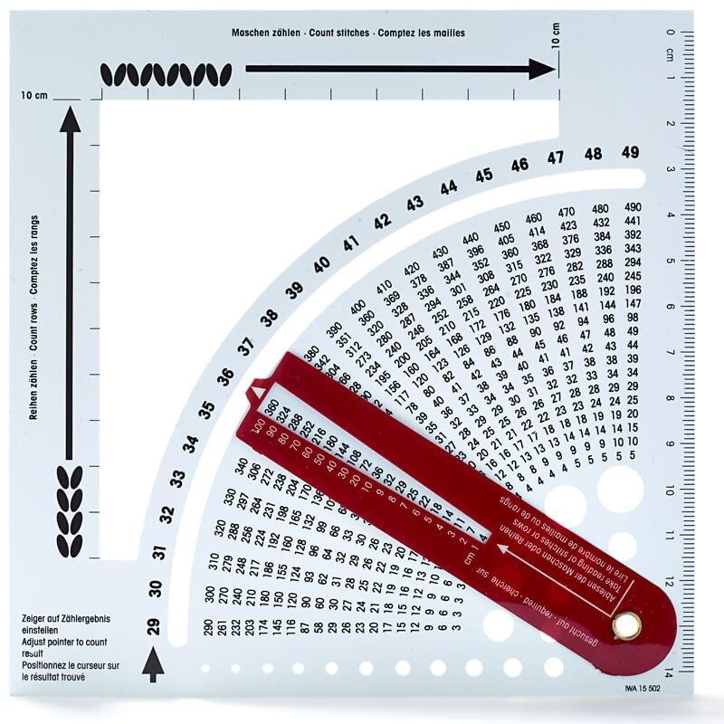 Calculador de tricotar - Prym
