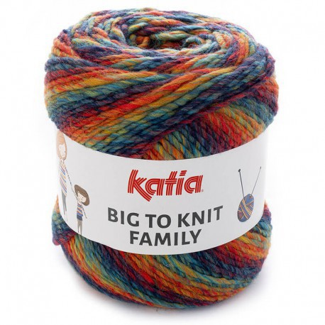 Katia Big To Knit Family