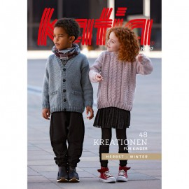 Catalogue Katia Enfants Nº 87 - 2018-2019