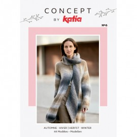 Catalogue Katia Concept Nº 6 - 2018-2019