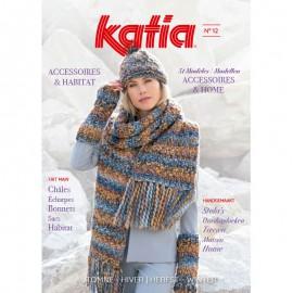Catalogue Katia Accessoires Nº 12 - 2018-2019