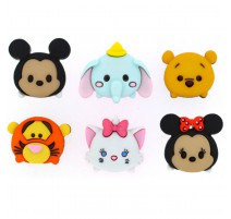 Boutons Tsum Tsum -Dress It Up
