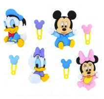 Boutons Disney Babies - Dress It Up