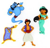 Boutons Aladdin - Dress It Up