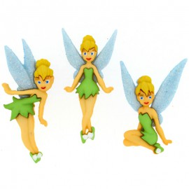 Boutons Tinkerbell - Dress It Up