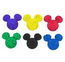 Boutons Glitter Mickey - Dress It Up
