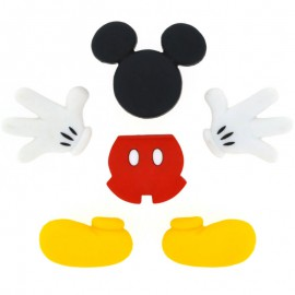 Boutons Everything Mickey - Dress It Up