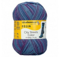 Regia City Streets Color - 4 ply