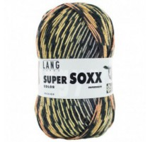Lang Yarns Super Soxx Color 4-PLY