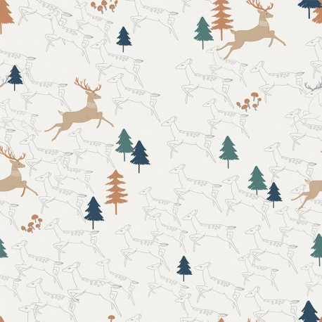 Tela Katia Forest Deers