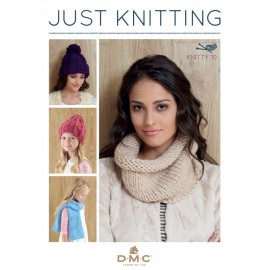 Revista DMC Just Knitting - Knitty 10
