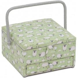 La Boîte à Couture avec tiroirs – Sheep