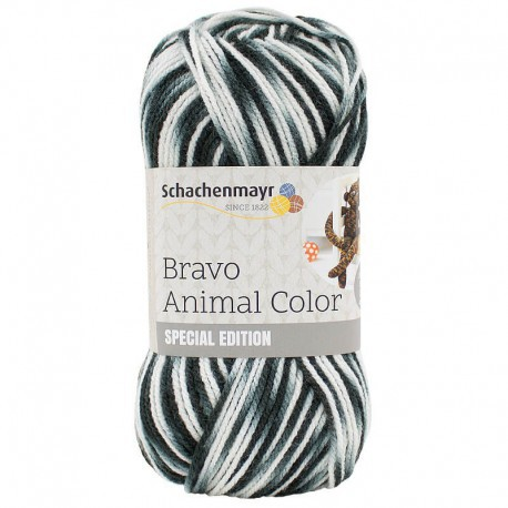 Schachenmayr Bravo Animal Color