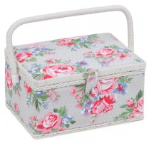 Boîte à Couture moyenne - Rose