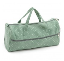 Sac à Tricot – Mini Moss Polka Dot