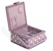 Boîte à Couture Petite – Collection Mauve Spot
