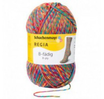 Regia 8-ply Color