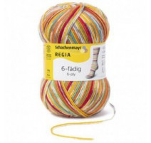 Regia 6-ply Color