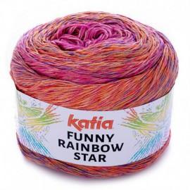 Katia Funny Rainbow Star