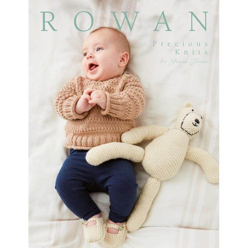 Revista Rowan - Precious Knits