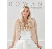 Catalogue Rowan Nº 65 Knitting & Crochet