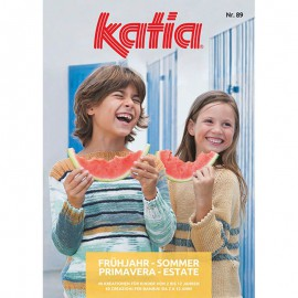 Catalogue Katia Enfants N º 89 - 2019