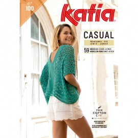 Catalogue Katia Casual Nº 100 - 2019