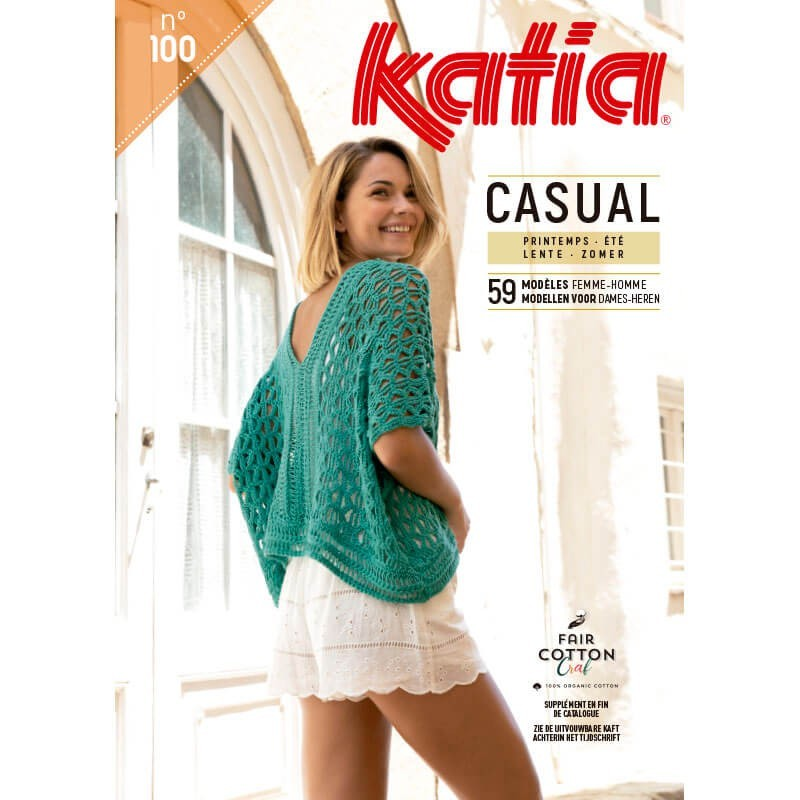 Revista Katia Casual Nº 100 - 2019