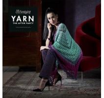 Modèle Scheepjes - Yarn the after party Nº 49 - Valyria Shawl