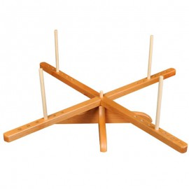 Devanadora de madera - ChiaoGoo