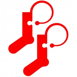 Anneaux marqueurs en forme de chaussette - Addi