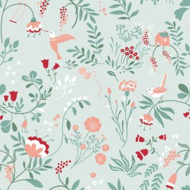 Tissu Katia Flower Dream