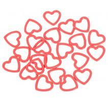 Anneaux marqueurs en métal - Amour KnitPro
