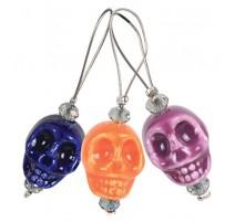 Marqueurs de mailles - Skull Candy KnitPro