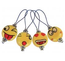 Marqueurs de mailles - Smileys KnitPro
