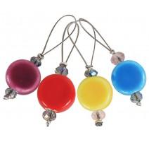 Marqueurs de mailles Gems de KnitPro