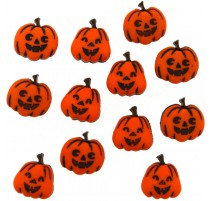 Boutons Jack O'Lanterns - Dress It Up