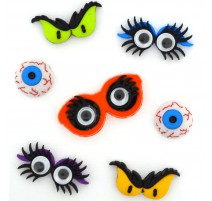 Boutons Monster Eyes - Dress It Up