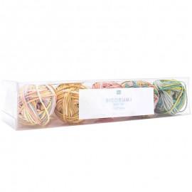 Pack de 5 ovillos colores Print Ricorumi - Rico Design