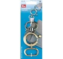 Boucle de ceinture à clip -  35 x 105 mm - Prym