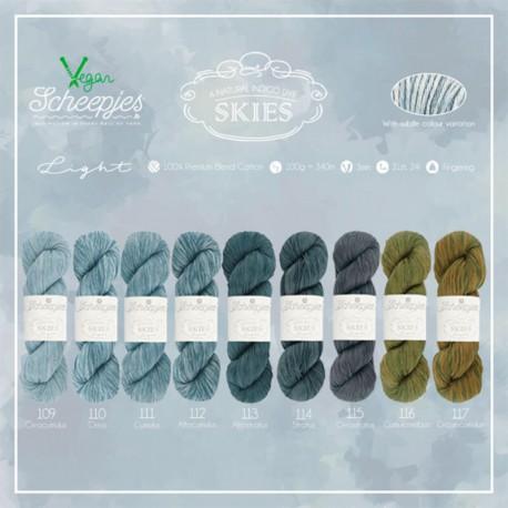 Scheepjes Skies Light - Colour Pack